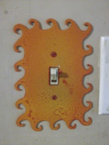 Weird Real Estate Finds: Light Switch Plates