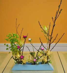 You might not know it yet, but you wanna Ikebana