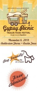 Doing the Gypsy Picnic Vegan